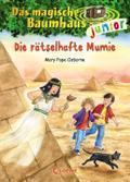 Das magische Baumhaus junior 03 - Die rätselhafte Mumie