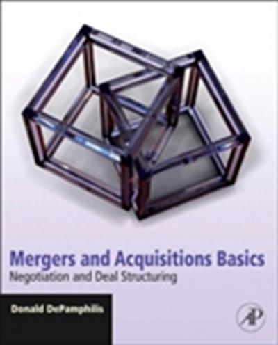 Mergers and Acquisitions Basics