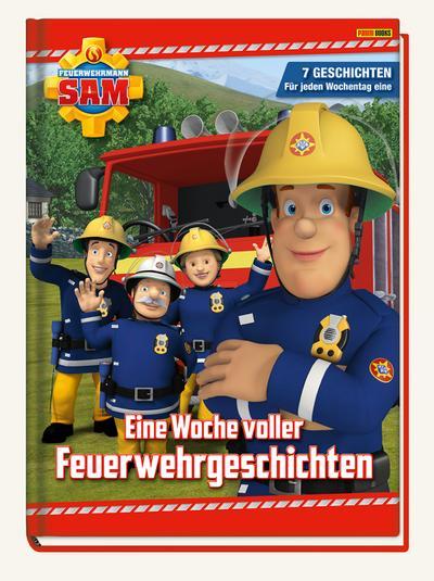 Feuerwehrmann Sam: Eine Woche voller Feuerwehrgeschichten