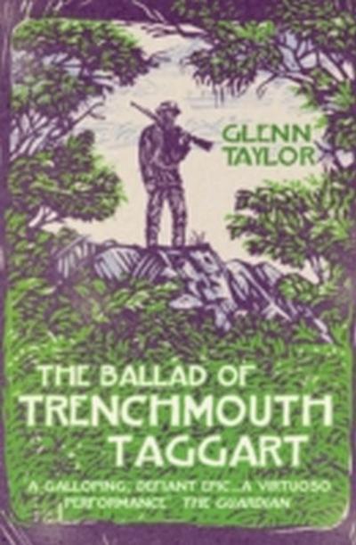 The Ballad of Trenchmouth Taggart. Die Ballade von Trenchmouth Taggart, englische Ausgabe