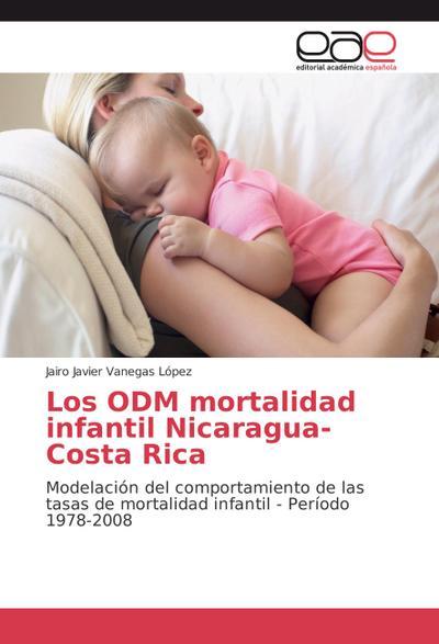 Los ODM mortalidad infantil Nicaragua-Costa Rica