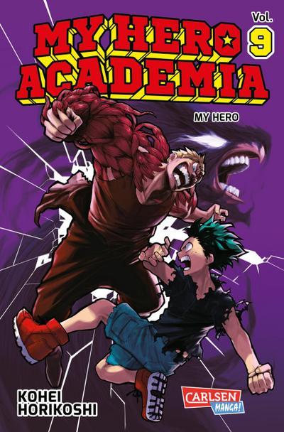 My Hero Academia 09