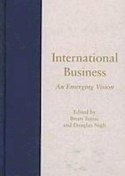 International Business: An Emerging Vision
