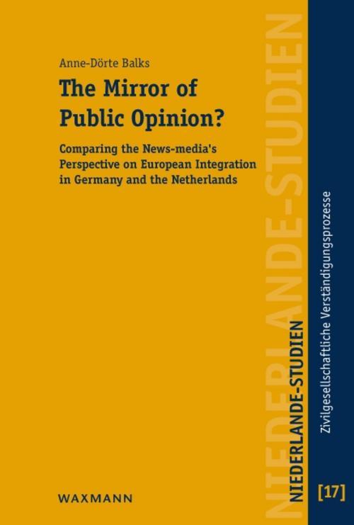 The Mirror of Public Opinion? Anne-Dörte Balks