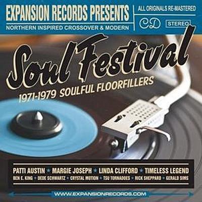 Soul Festival/1971-1979 Soulful Floorfillers