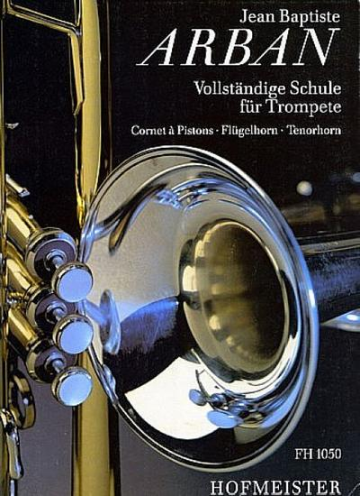Vollständige Schule für Trompete