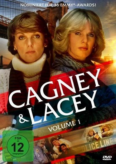 Cagney & Lacey, Volume 1
