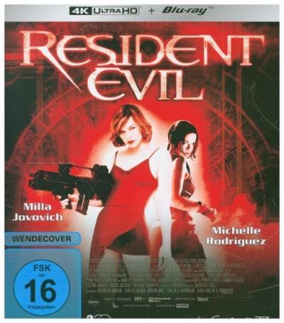 Resident Evil 4K, 1 UHD-Blu-ray + 1 Blu-ray