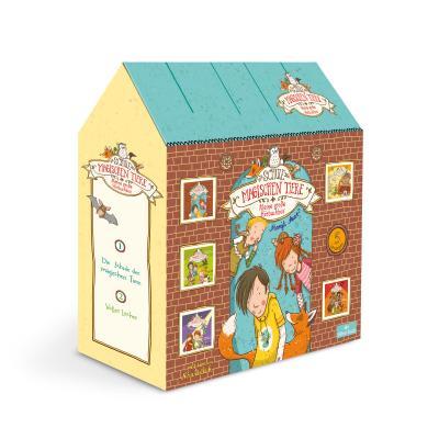 Die Schule der magischen Tiere - Meine große Hörbuchbox