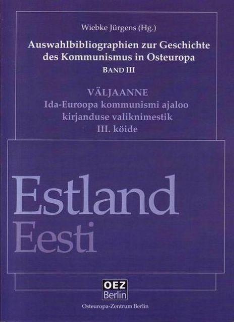 Estland Wiebke Jürgens