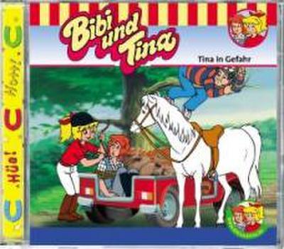Bibi und Tina 07. Tina in Gefahr