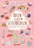 Rosen und Seifenblasen - Verliebt in Serie; Folge 1   ; mit Schutzumschlag und Spotlack; Deutsch
