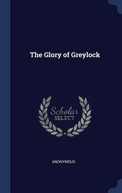 The Glory of Greylock