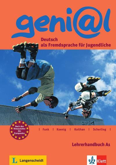 geni@l, Deutsch als Fremdsprache für Jugendliche Lehrerhandbuch