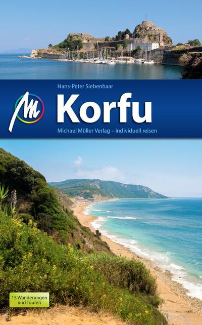 Korfu; Reiseführer mit vielen praktischen Tipps.; Deutsch; 191 farb. Fotos