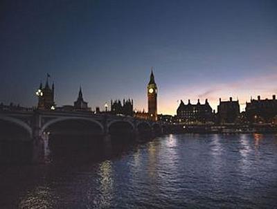 London - 100 Teile (Puzzle)