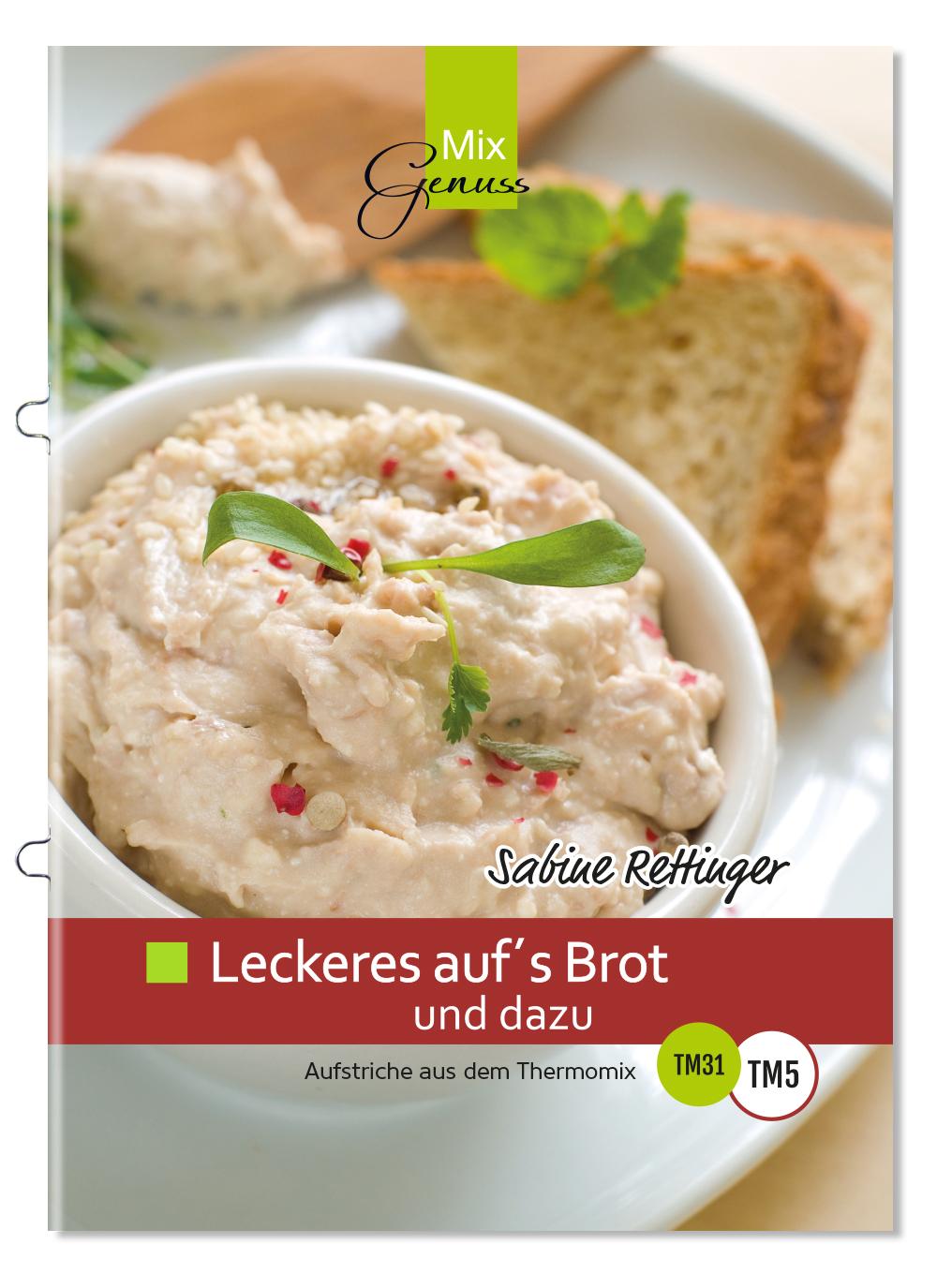 Leckeres auf´s Brot und dazu Sabine Rettinger