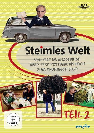 Steimles Welt 2 - Von tief im Erzgebirge über fast Potsdam hoch zum Thüringer Wald