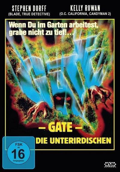 Gate - Die Unterirdischen, 1 DVD