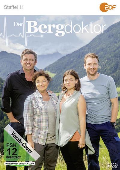 Der Bergdoktor – Staffel 11 DVD-Box