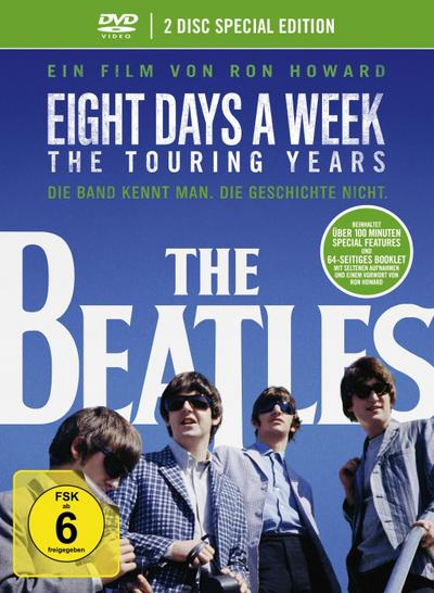 Beatles, The: Eight Days A Week - The Touring Years. Special Edition
