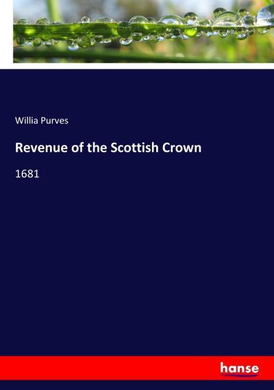 Revenue of the Scottish Crown