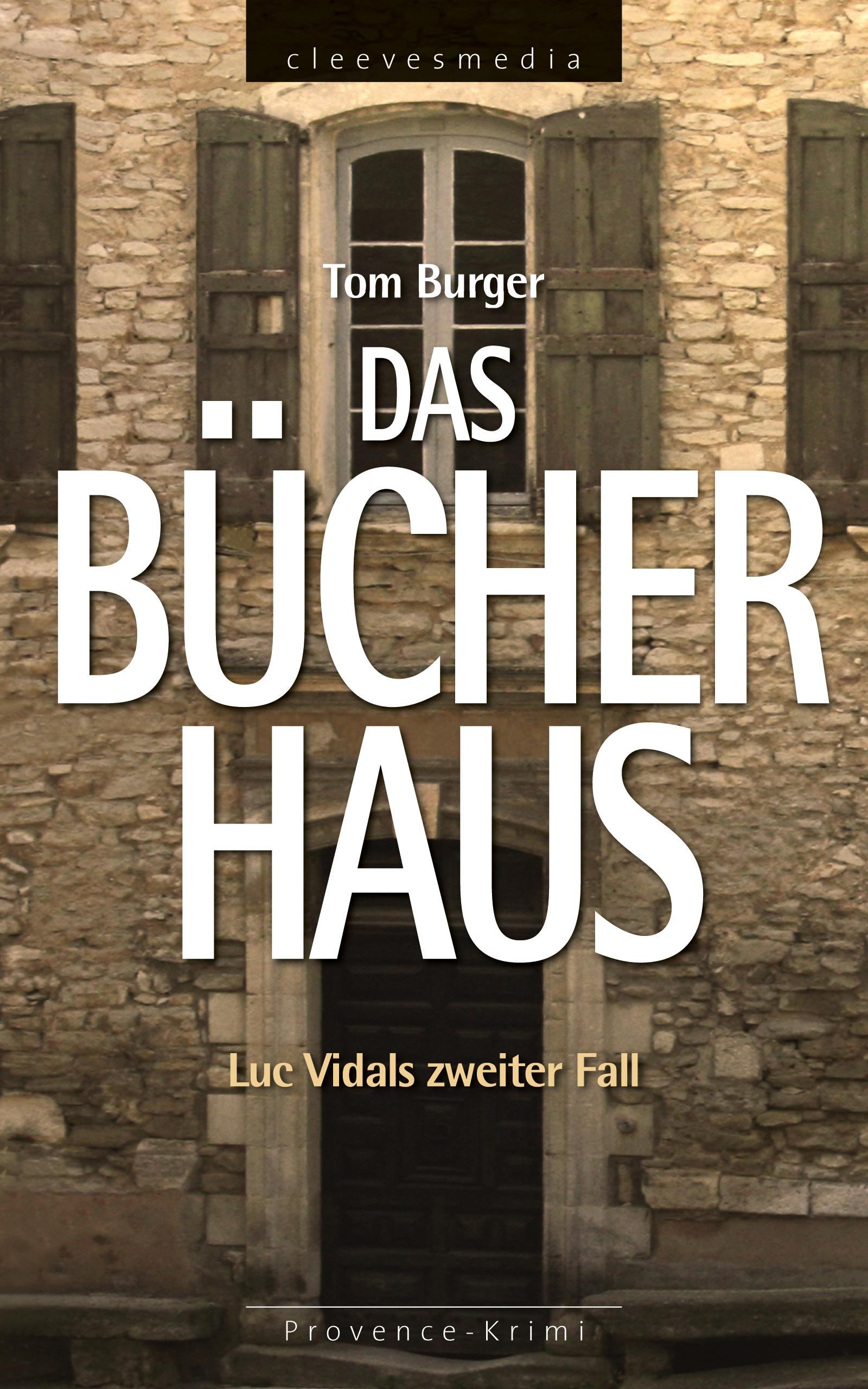 Das Bücherhaus, Tom Burger
