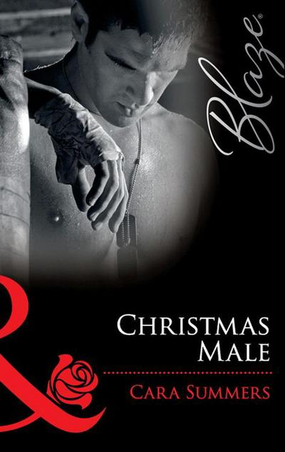 Christmas Male (Mills & Boon Blaze) (Uniformly Hot!, Book 13)