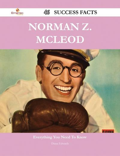 Norman Z. McLeod 46 Success Facts - Everything you need to know about Norman Z. McLeod
