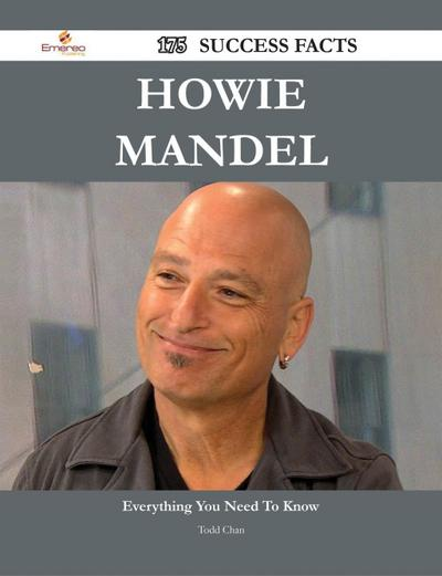 Howie Mandel 175 Success Facts - Everything you need to know about Howie Mandel
