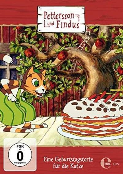 Pettersson und Findus 01. Eine Geburtstagstorte für die Katze