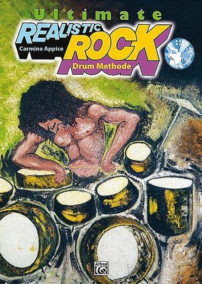 Ultimate Realistic Rock Drum Method Buch
