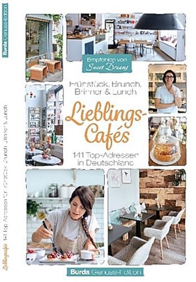 Burda Genuss Edition Lieblings-Cafés