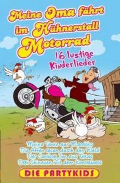 Meine Oma Fährt Im Hühnerstall Motorrad-16