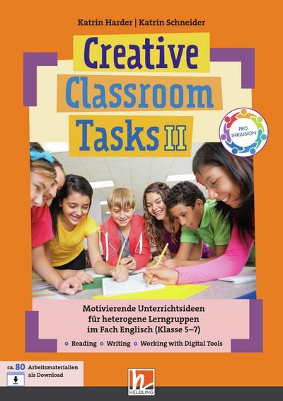 Creative Classroom Tasks II
