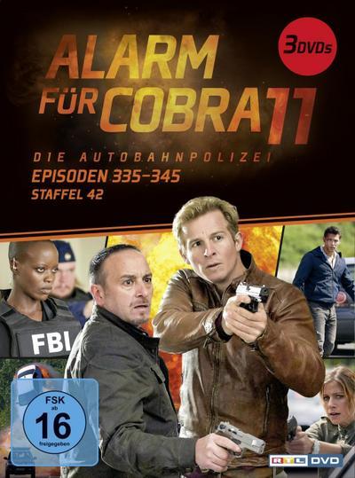 Alarm für Cobra 11 - Staffel 42