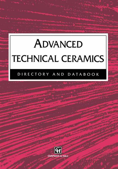 Advanced Technical Ceramics Directory and Databook