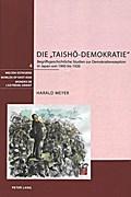 Die 'Taisho-Demokratie'