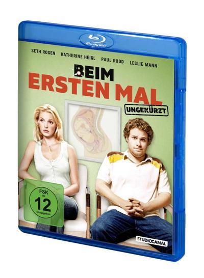 Beim ersten Mal, 1 Blu-ray
