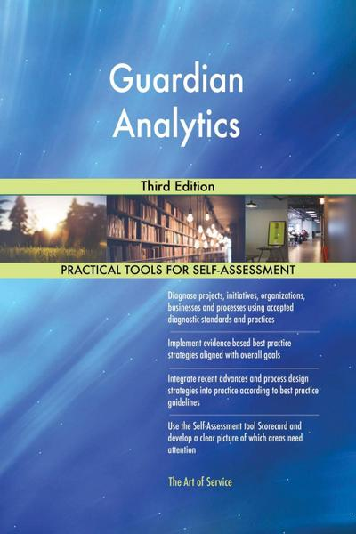Guardian Analytics Third Edition