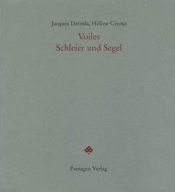 Voiles Jacques Derrida