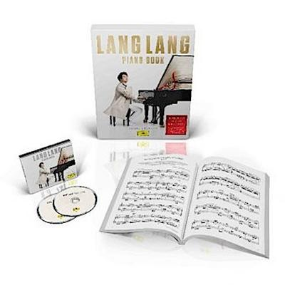 Piano Book, 2 Audio-CDs(Score Edition) (Ltd. Edt.)