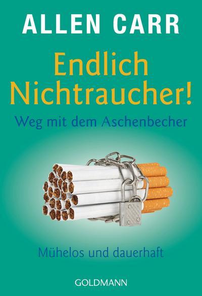 Endlich Nichtraucher! Weg mit dem Aschenbecher