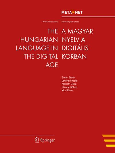 The Hungarian Language in the Digital Age
