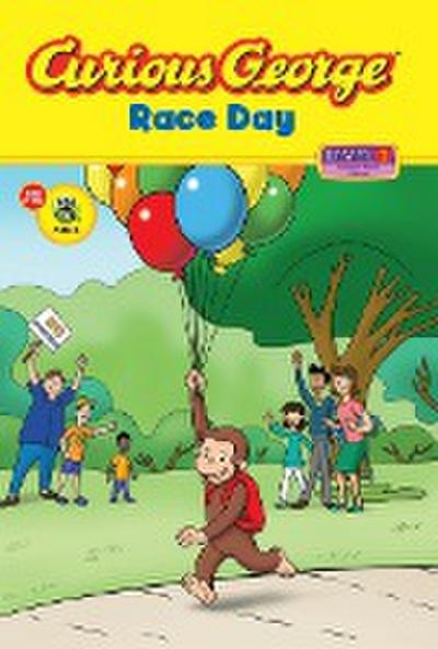 Curious George Race Day (Cgtv Reader)