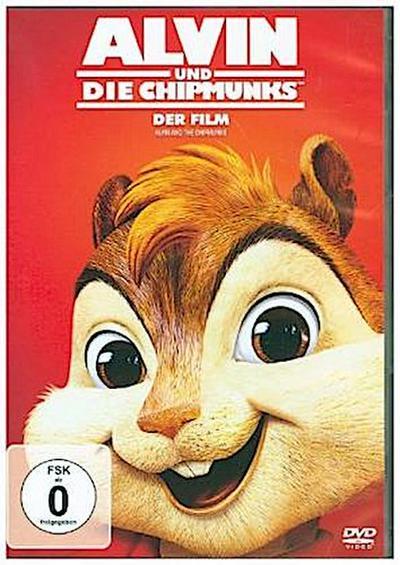 Alvin und die Chipmunks - Der Film, 1 DVD