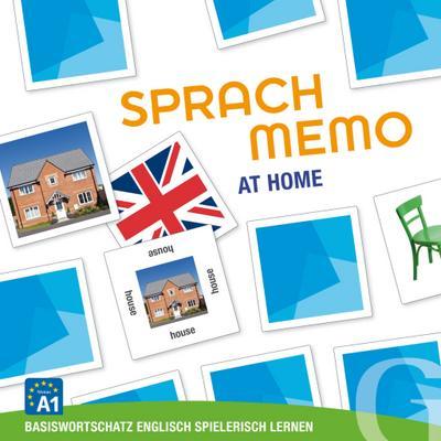 Sprachmemo Englisch: At Home (Spiel)