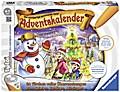tiptoi® Adventskalender. Komm mit ins Weihnachtsdorf!