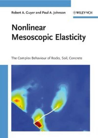 Nonlinear Mesoscopic Elasticity