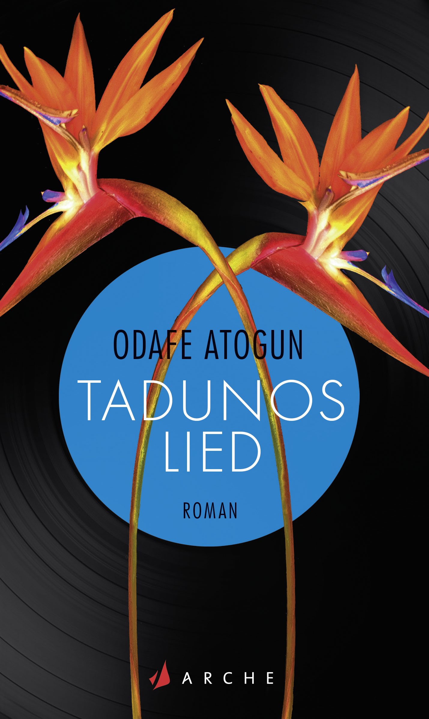 Tadunos Lied   Odafe Atogun    9783716027554